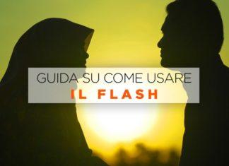 Come utilizzare il flash in una fotocamera