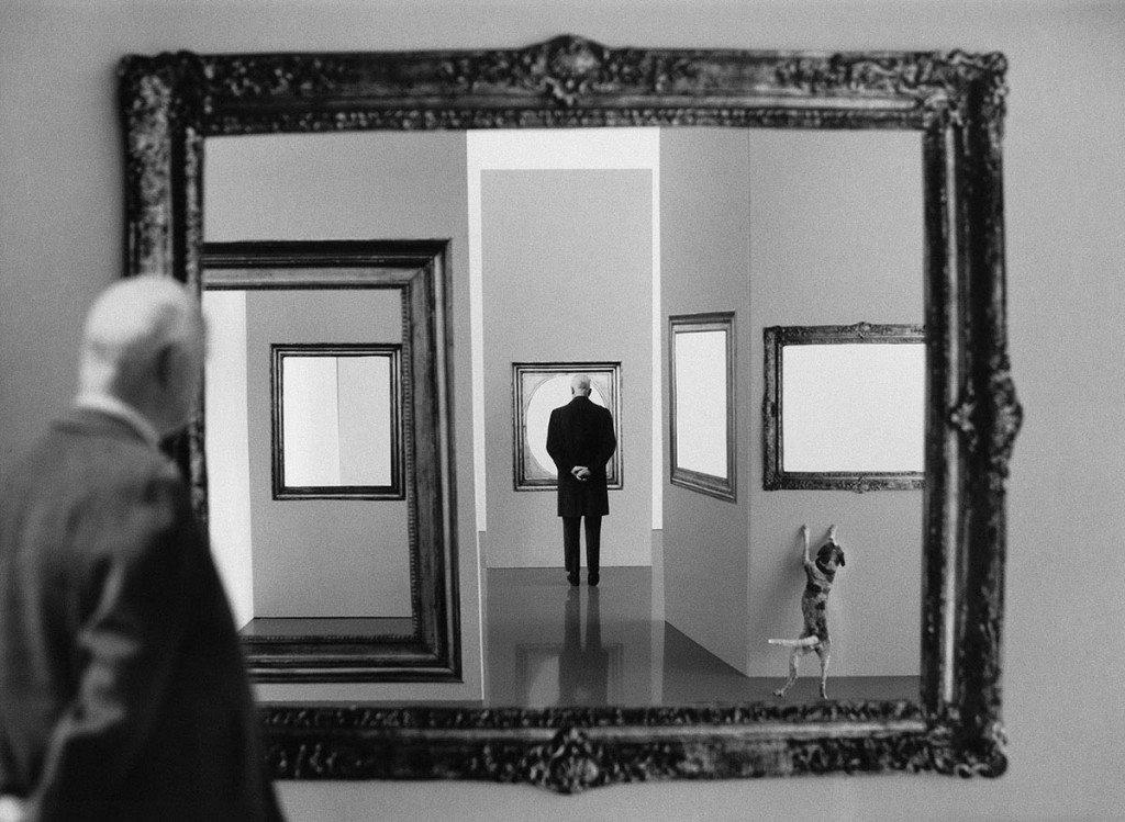 Gilbert-Garcin---Le-musee
