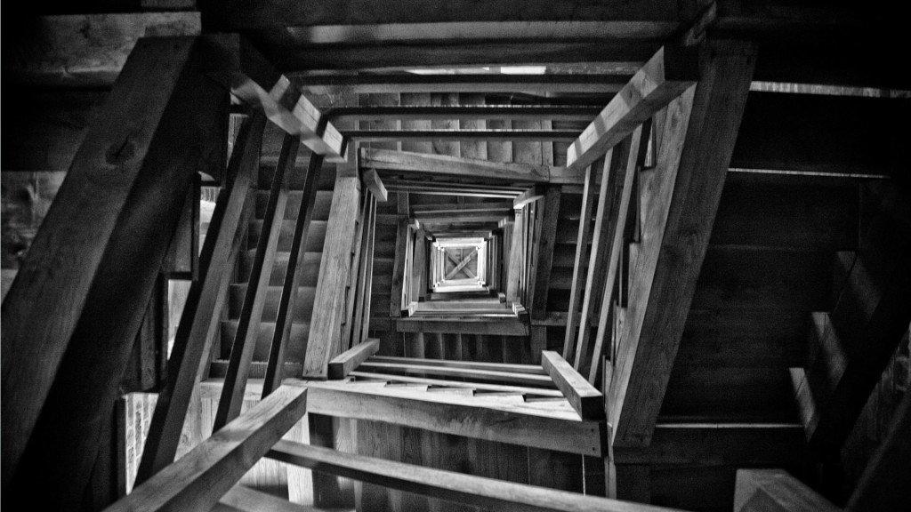 fotografia-scale-in-bianco-e-nero
