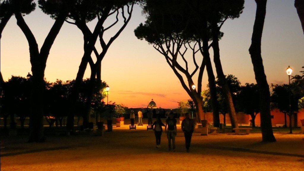Fotografare a roma 5 luoghi da non perdere fotografia moderna - Giardino degli aranci frattamaggiore ...