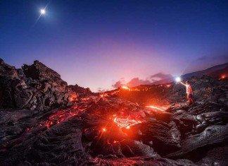 Mike Mezeul lava-milky-way-meteor-moon-mike-mezeul-ii-hawaii