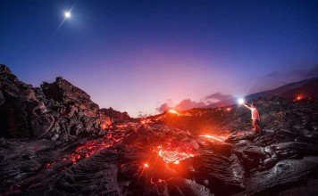 Mike Mezeul lava-milky-way-meteor-moon-mike-mezeul-ii-hawaii