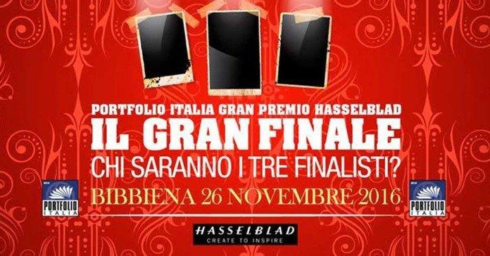 Finalisti Portfolio Italia 2016