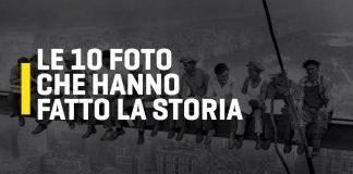 Fotografie che hanno fatto la storia