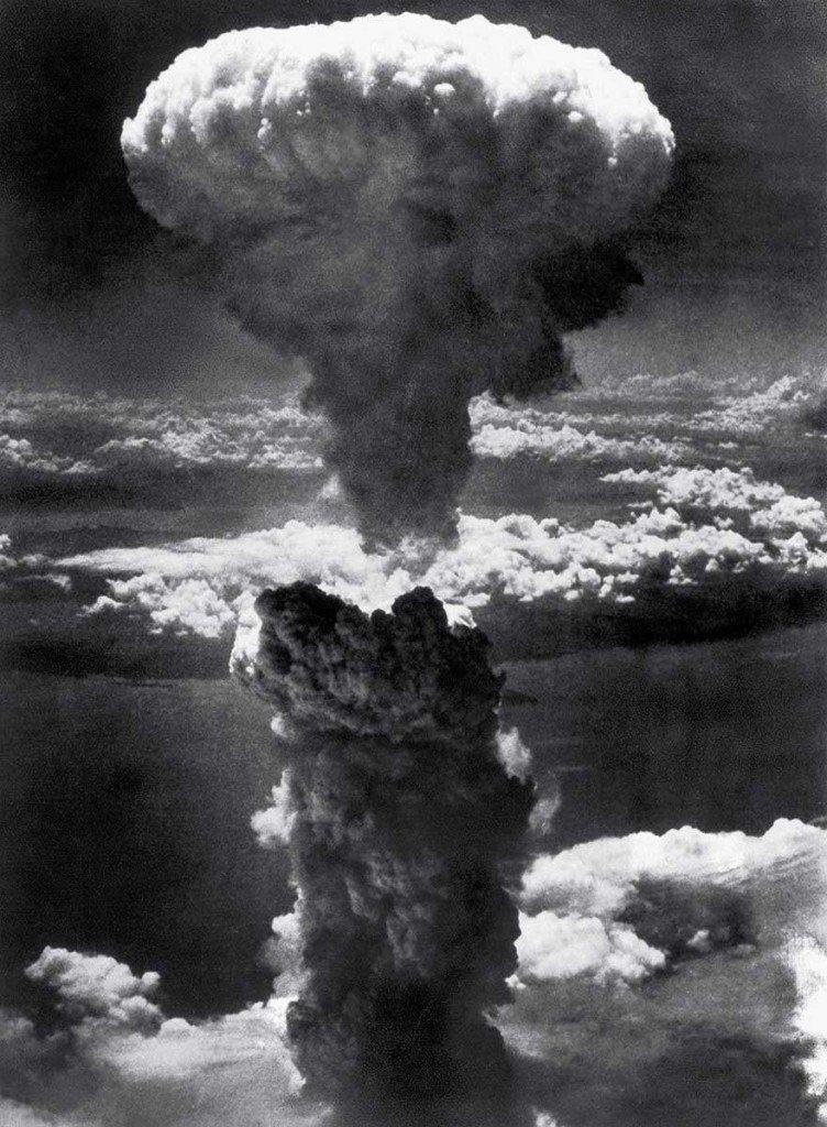 Fungo Nucleare a Nagasaki