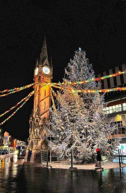 Natale 2016 a Londra