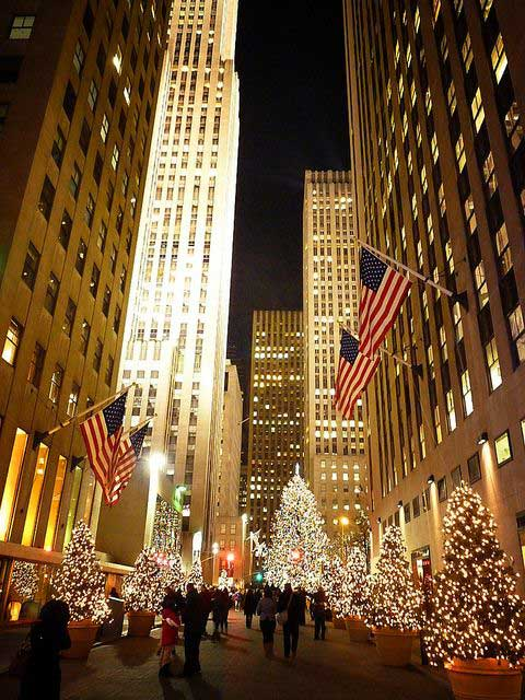 Natale 2016 a New York
