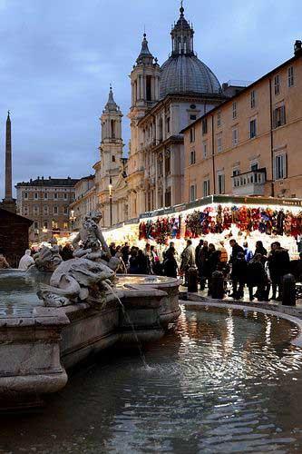 Natale 2016 a Roma