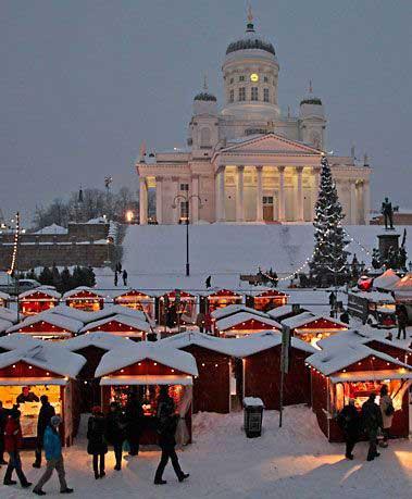 Natale 2016 a Helsinki