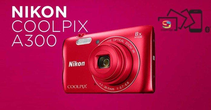 La compatta Nikon Coolpix A300