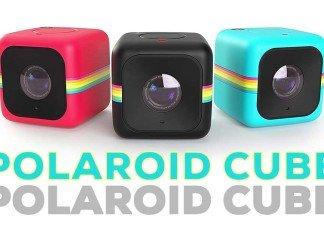 Polaroid Cube, L'action Cam della Polaroid