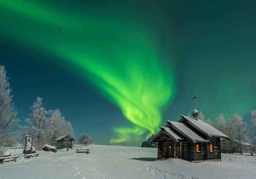 Il Natale in Lapponia di Topi Ylä-Mononen