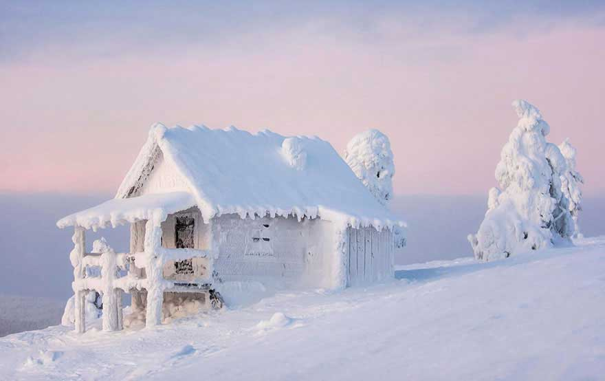Il Natale in Lapponia di Andrey Chabrov