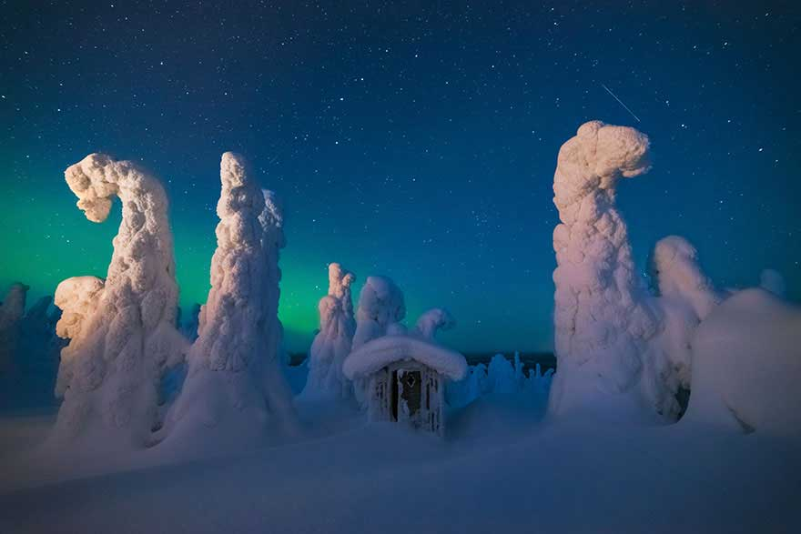 Natale in Lapponia di Pierre Destribats