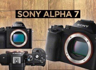 Sony Alpha 7, le caratteristiche della Reflex Full Frame