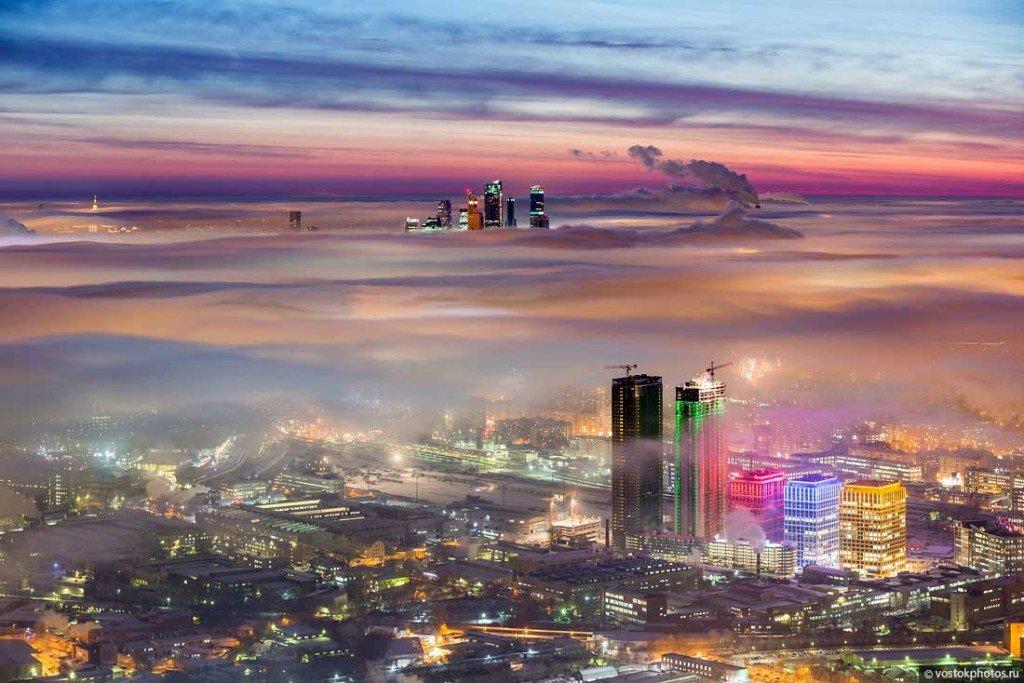 Fotografia di Dmitry Chistoprudov sopra Mosca
