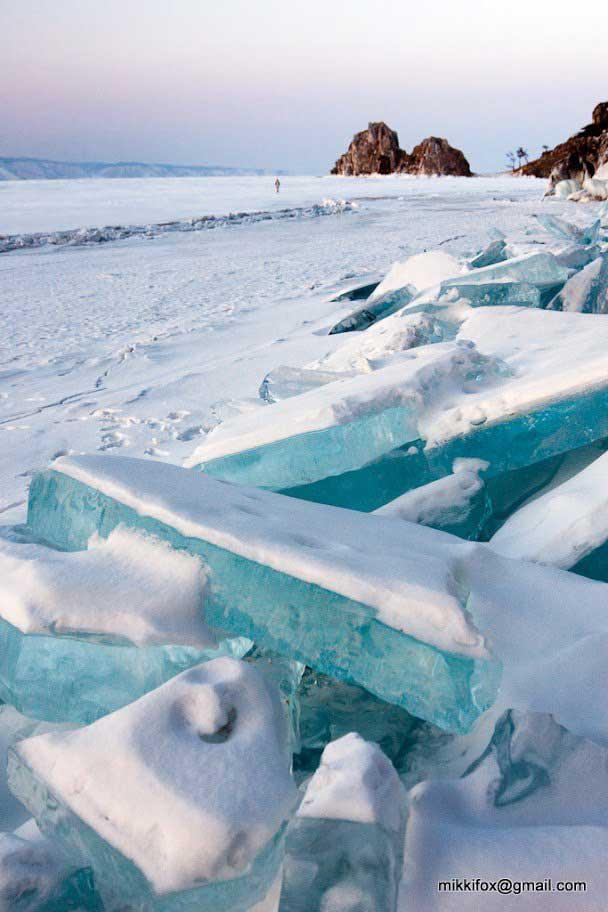 Il lago Baikal, il lago più antico del mondo | Fotografia ...