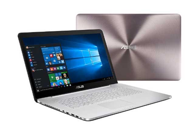 Portatile Asus N752VX-GC234T: con I7, GeForce Gtx950