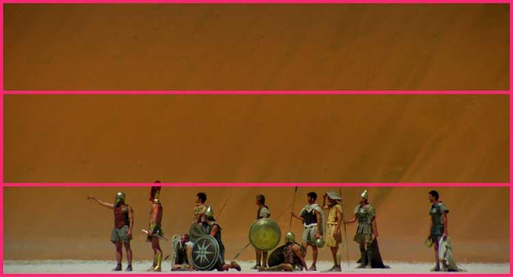 La composizione fotografica nel film: The Fall
