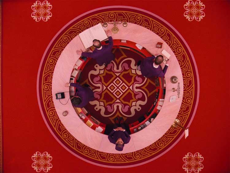 La composizione fotografica nel film: The Grand Budapest Hotel