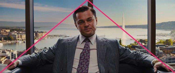 La composizione fotografica nel film: The Wold of Wall Street