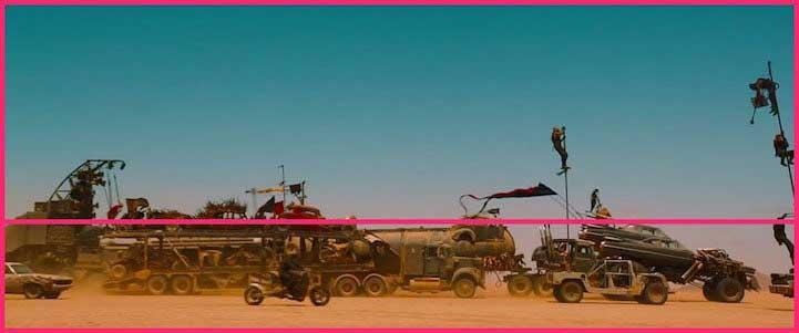 La composizione fotografica nel film: Mad Max