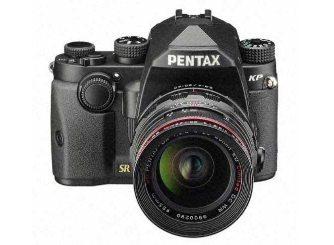 La nuova Pentax Kp