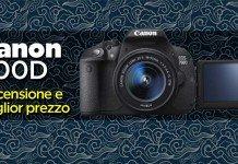 La recensione e il miglior prezzo della Canon 700D