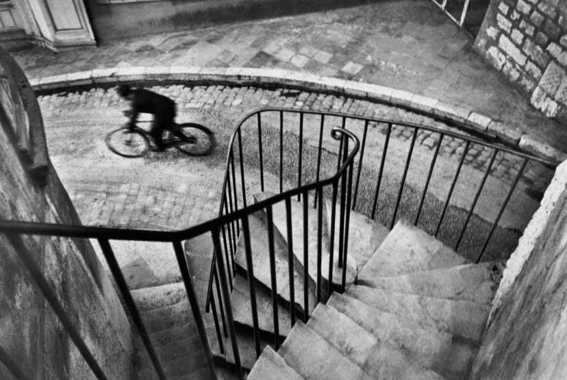 Henri Cartier Bresson e la geometria nelle sue fotografie
