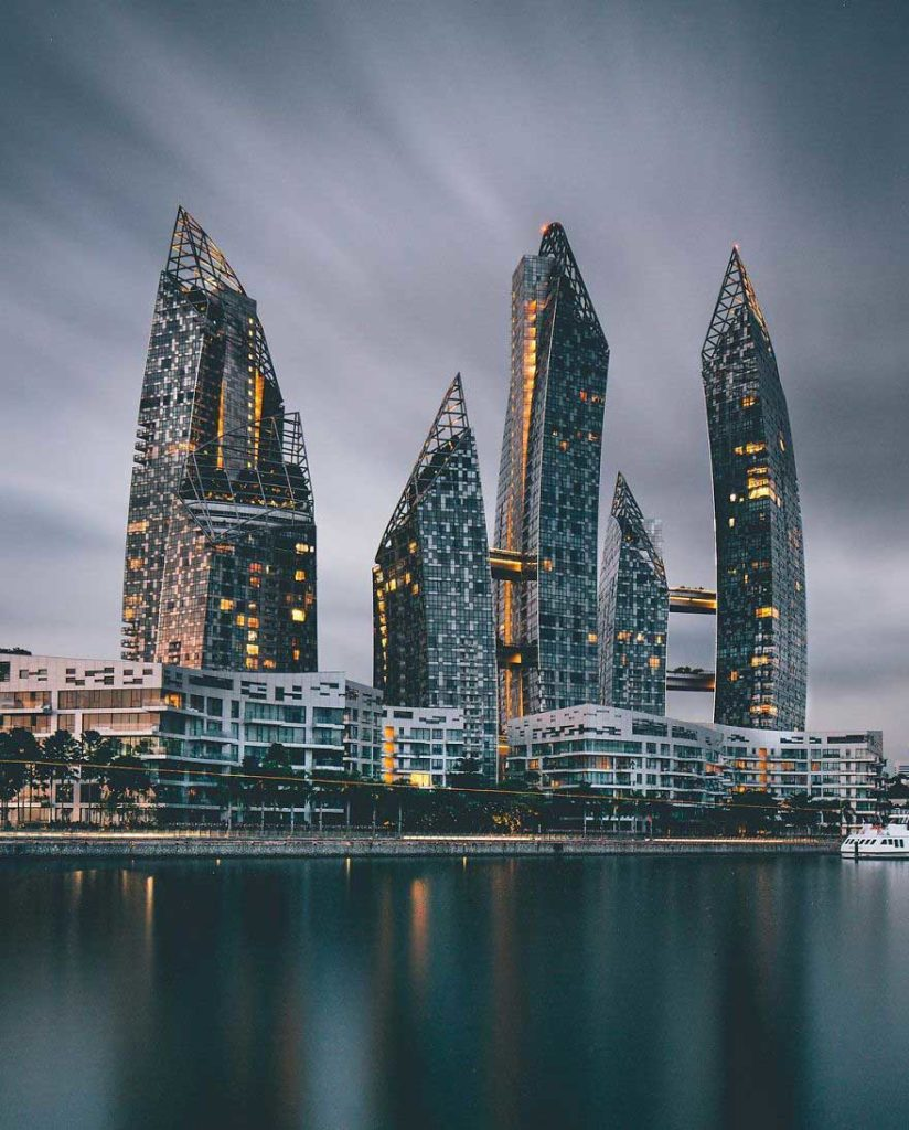 Fotografia di Yik Keat, i suoi scatti di Singapore