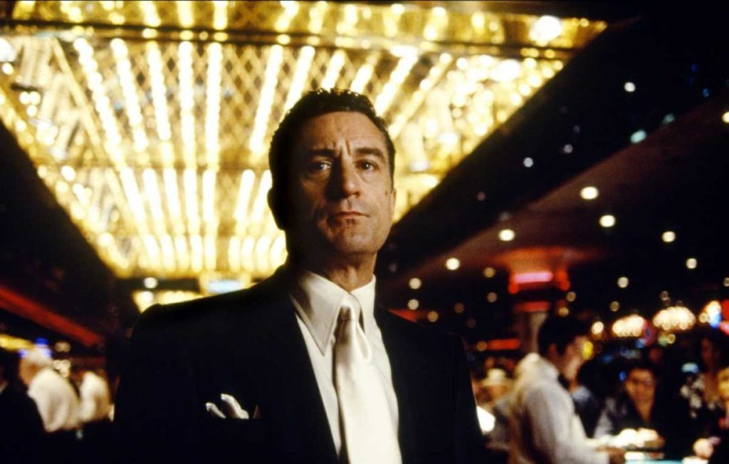 Robert de Niro in Casinò