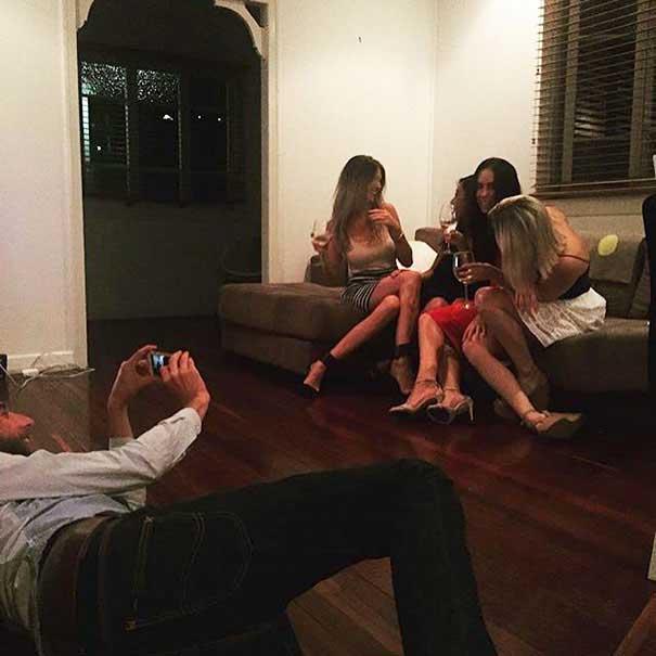 I fidanzati delle ragazze di Instragram