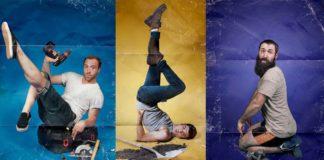 """Le foto di Rion Sabean per il progetto """"Men-ups"""""""