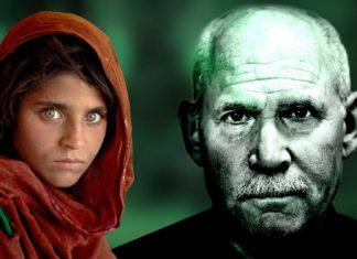 """La vita di Steve McCurry autore della foto """"La donna Afgana"""""""