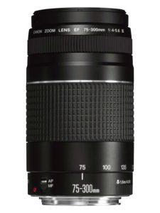 teleobiettivo Canon 75-300