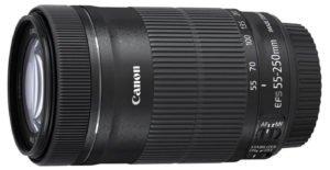 Teleobiettivo Canon EF S55 250ISSTM