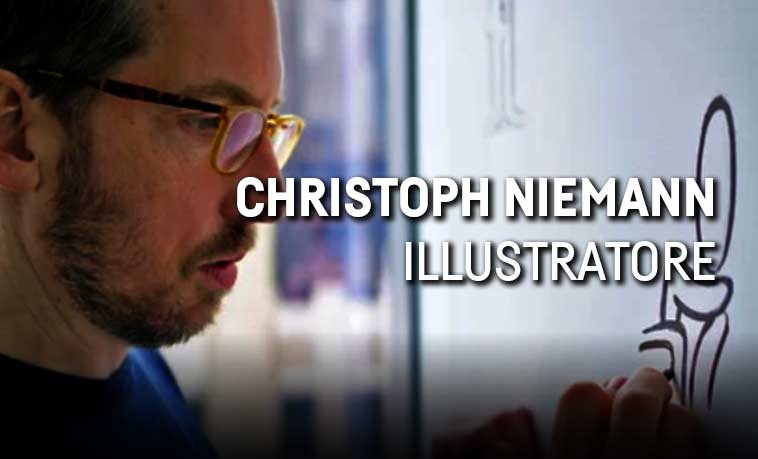 Abstract: Puntata su Christoph Niemann
