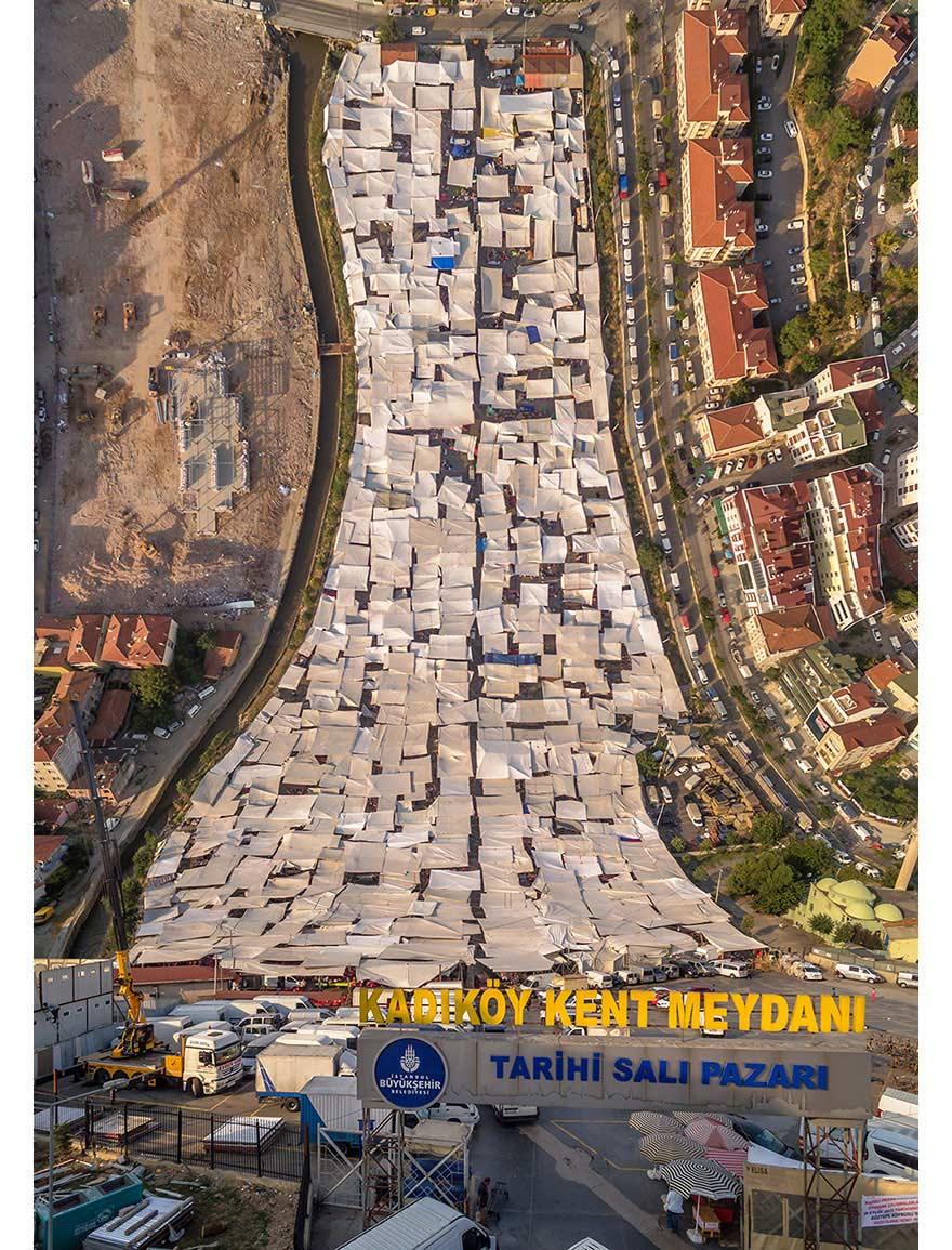 Flatland, foto di Aydın Buyuktas