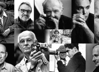 I fotografi piu importanti della storia