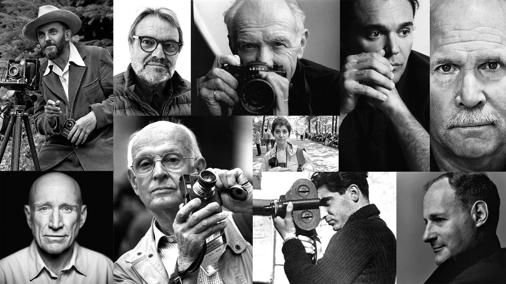 I 10 Fotografi Più Famosi Della Storia Fotografia Moderna