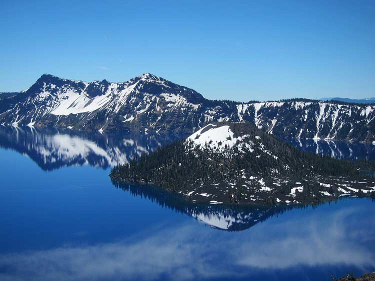 Parco nazionale di Crater Lake, Oregon (Johan De Wulf)