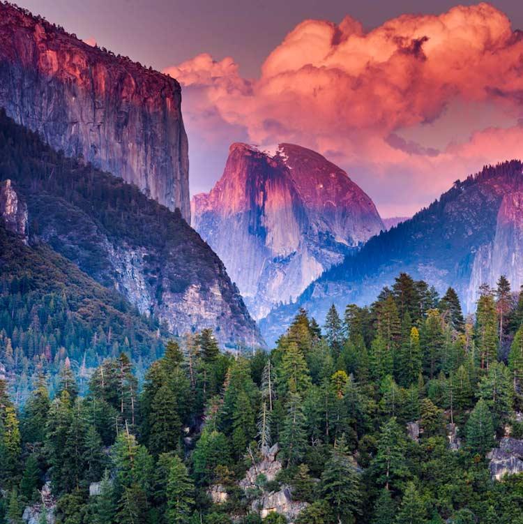 Parco nazionale di Yosemite, California (Murali Achanta)