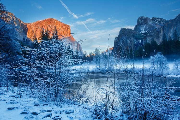 Parco nazionale di Yosemite, California (Johan De Wulf)