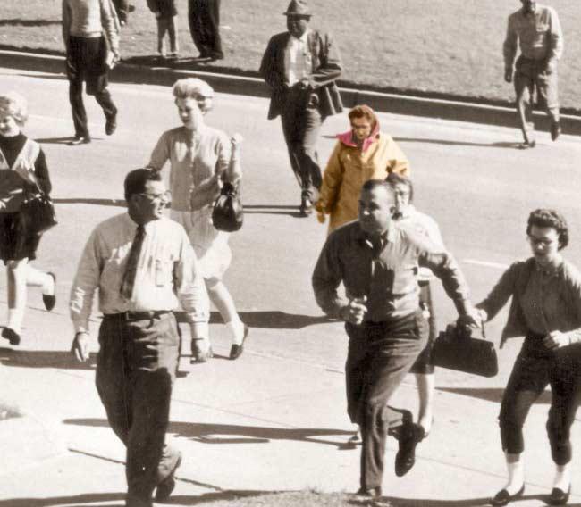Omicidio di Kennedy e Babushka Lady