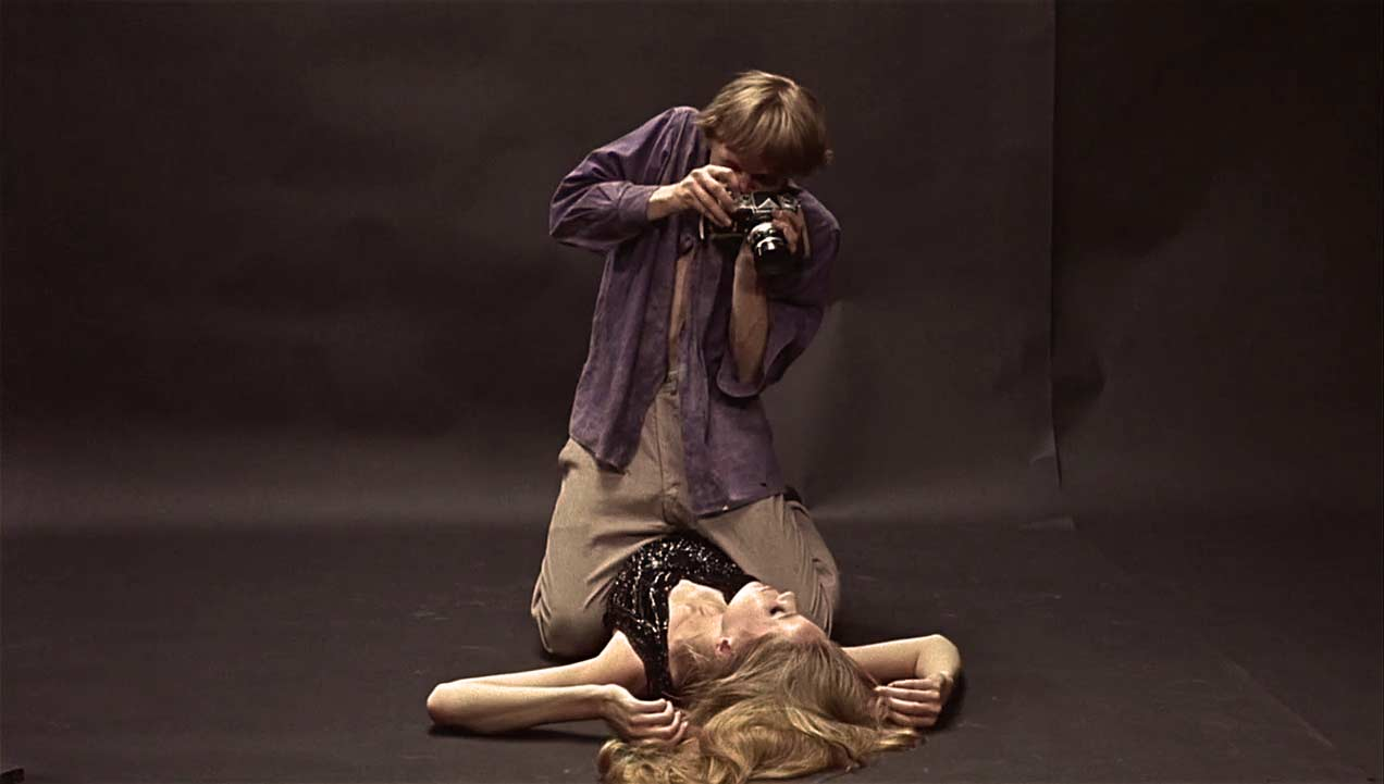 Blow Up, film di Michelangelo Antonioni