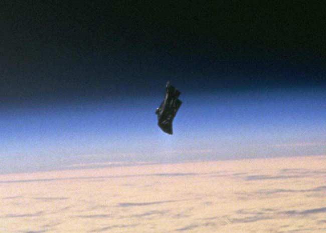 Oggetti misteriosi nel cielo: Cavaliere Nero