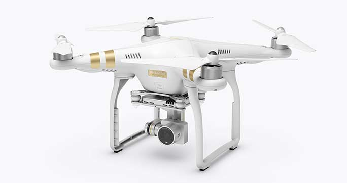 DJI Phantom 3 Miglior drone entry level