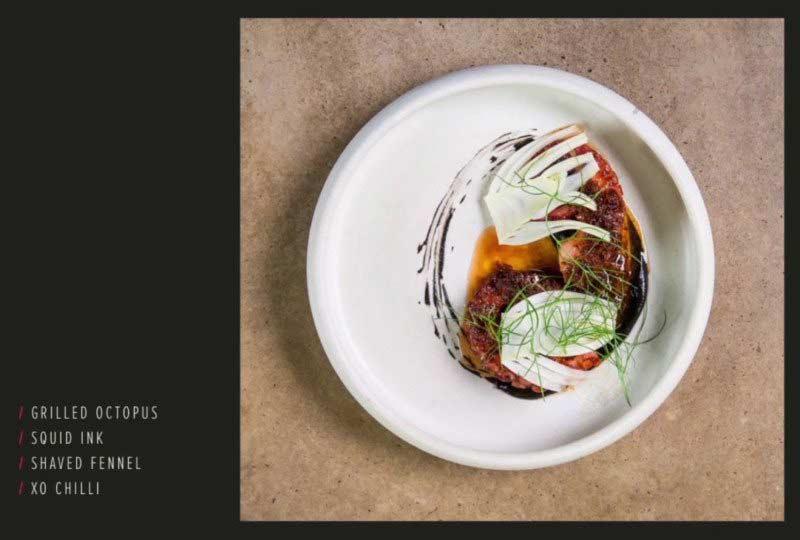 Food Photography esperimento The Lab