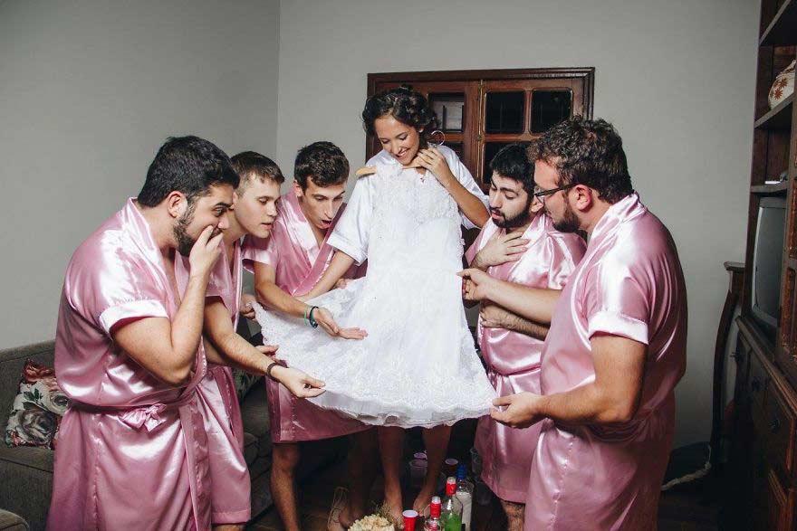 Foto matrimonio Rebeca