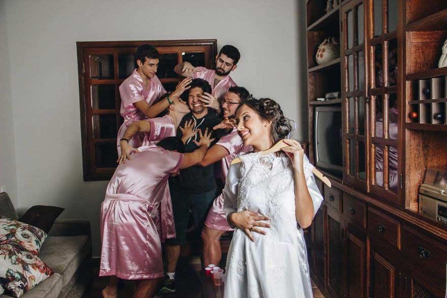 Book fotografico matrimonio sposa